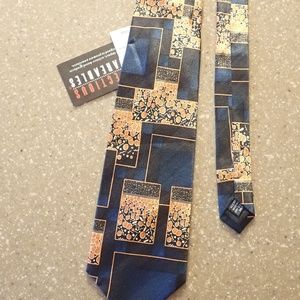 Infectious Awareables Necktie Dental Plaque NWT!